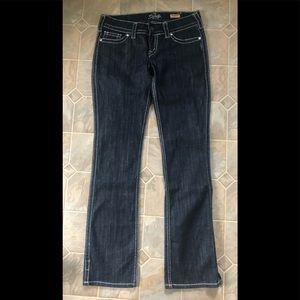 Silver Mackenzie Slim Boot Jeans Tall